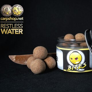 Q-Bites Wafter Restless Water 24mm